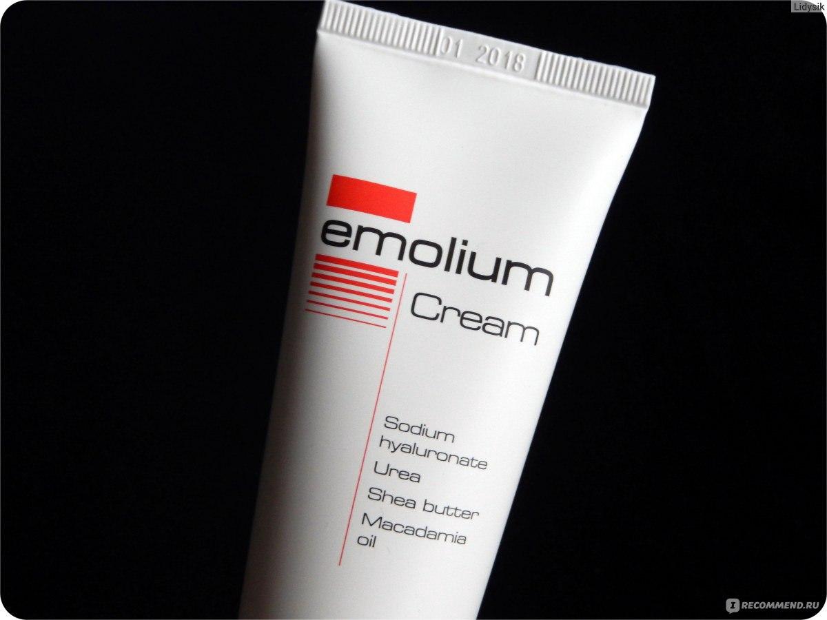 Эмолиум триактивный крем инструкция