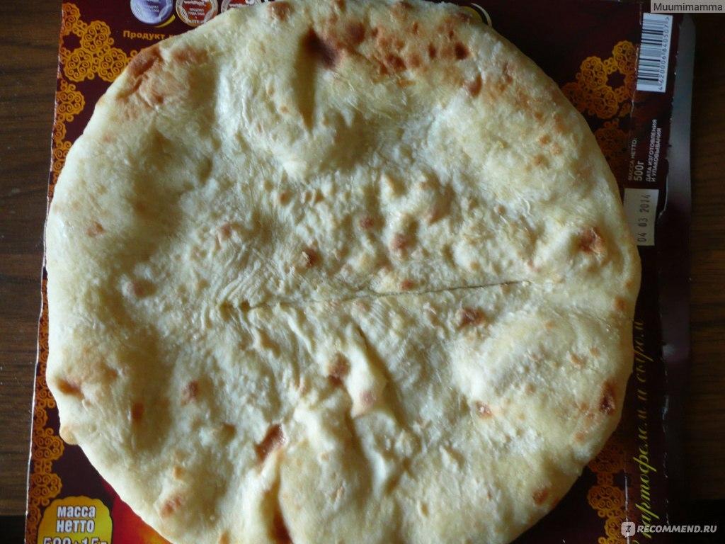 Осетинские пироги с сыром на кефире рецепт с