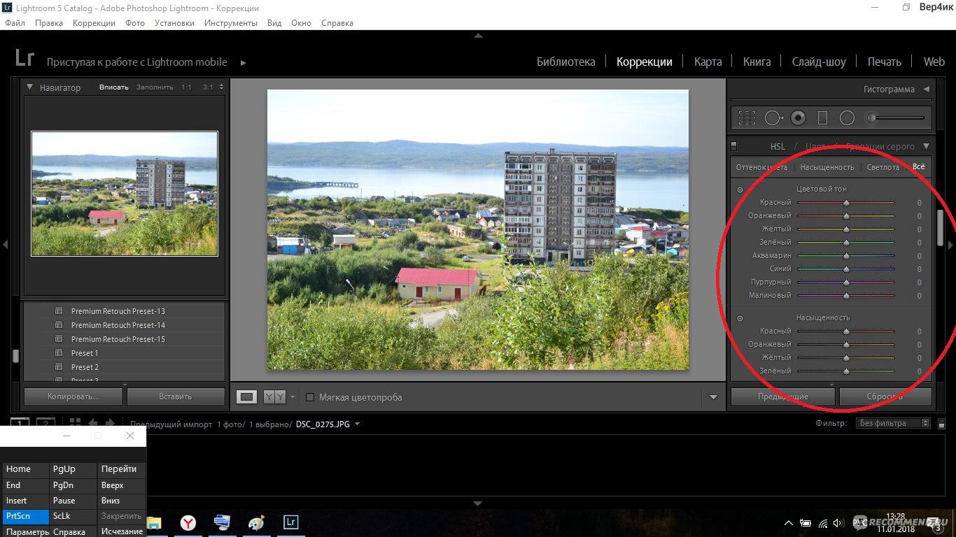 тонирование фото в лайтруме до и после недавно вышедший