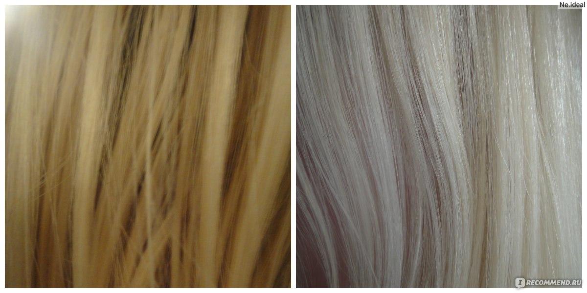 Тонирование волос в домашних условиях краской Эстель 58