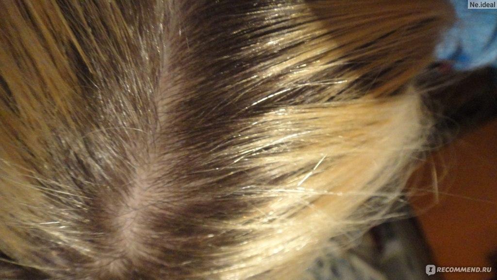 Осветление волос на низких оксидах