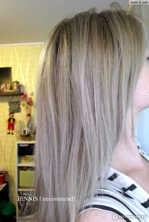 Омбре от корней для блондинок