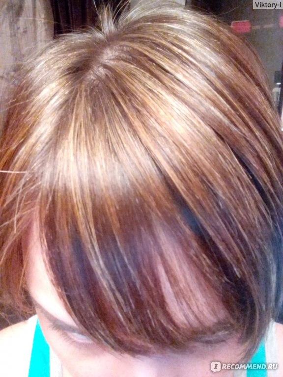аллергия на мелирование волос