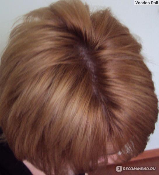 краска эстель 7.76 фото на волосах