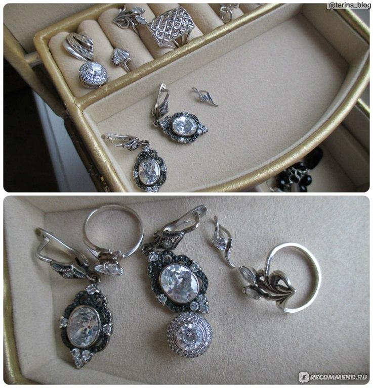 Подвески в подарок от санлайт серебро ли