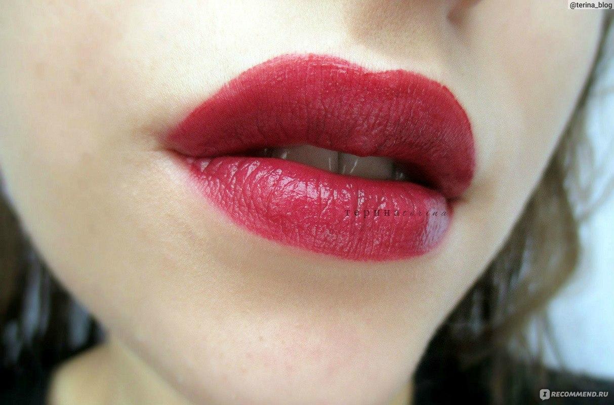 Стоит забывать помаде которая подчеркивает сексуальность ваших губ любит пользоваться