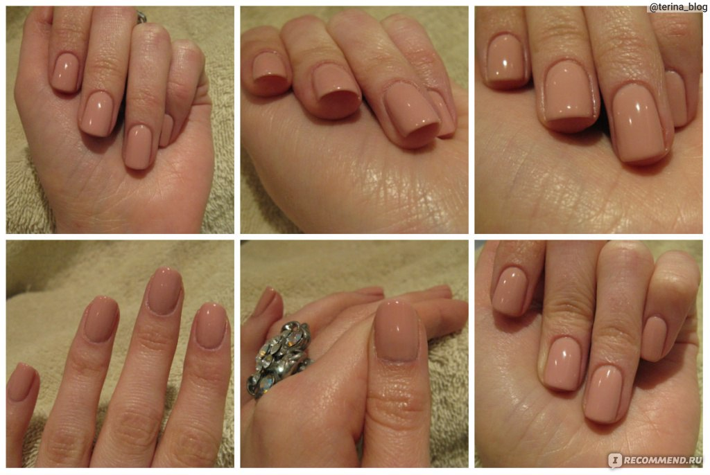 Как сделать гель лак на коротких ногтях