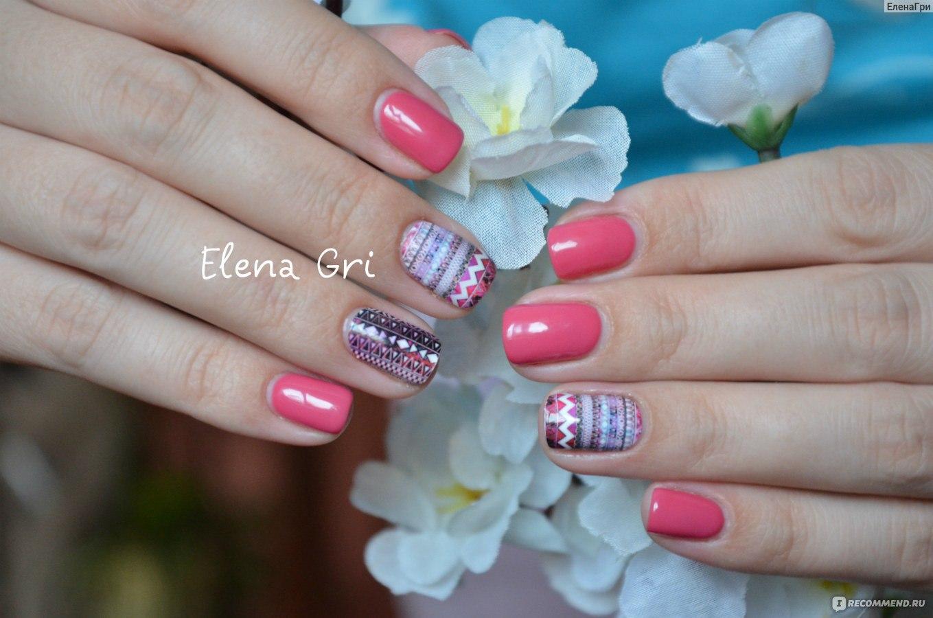 Дизайн ногтей романтическое фото