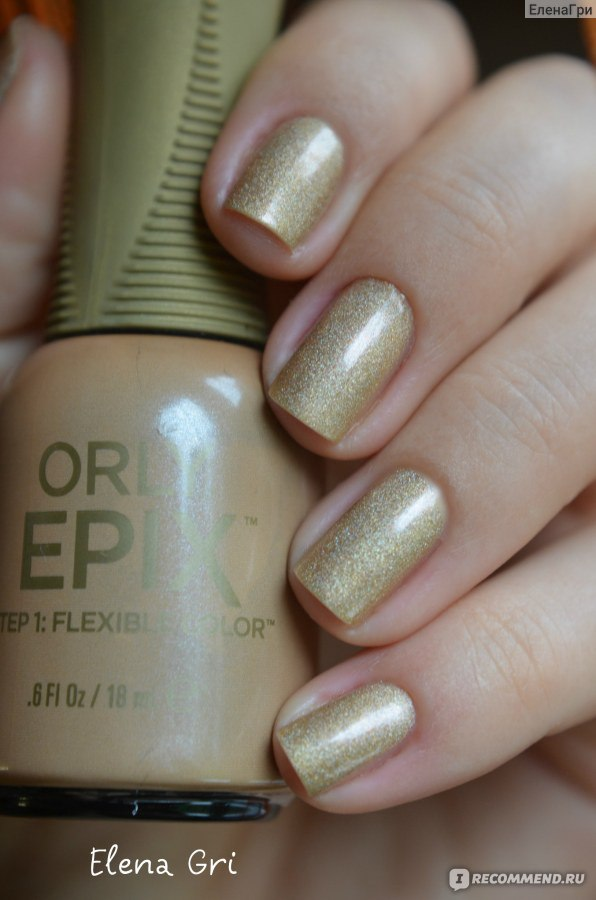Orly Preview In The Mix Fall Winter 2015 Nail Polish: Лак для ногтей ORLY EPIX Flexible Color + Flexible