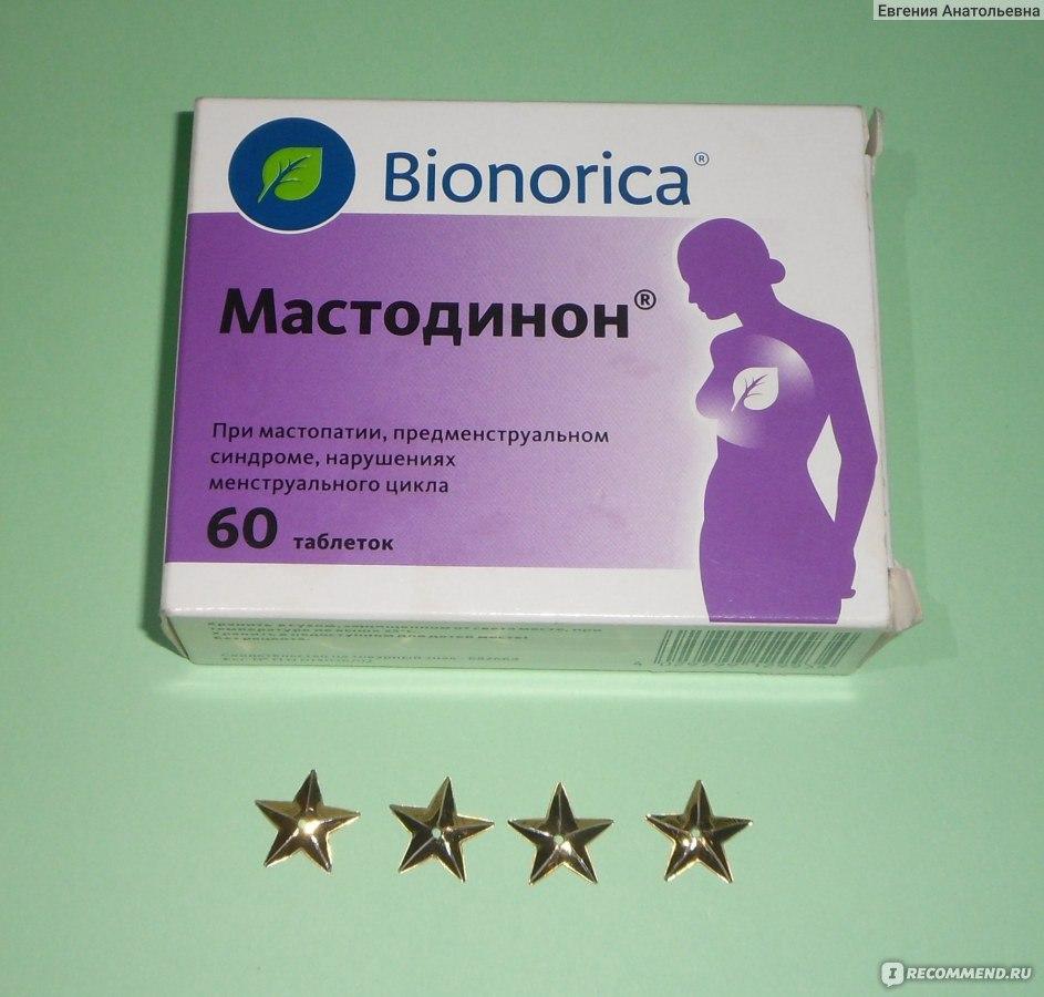 """Гомеопатия Bionorica Мастодинон (таблетки) - """"Эффективно для лечения мастопатии, но поправилась как на дрожжах!"""" Отзывы покупате"""