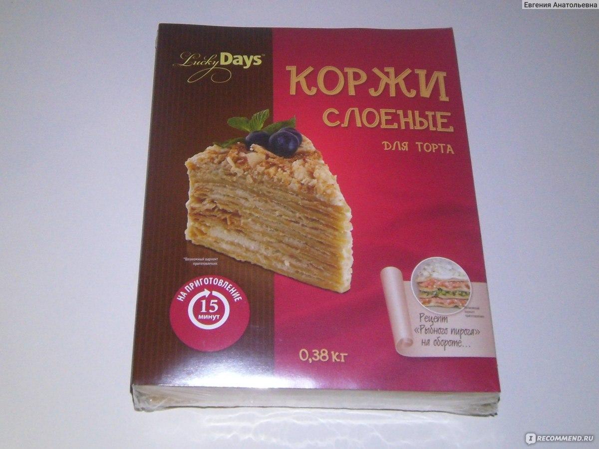 Как сделать торт наполеон из готовых коржей