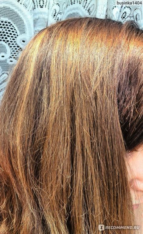 Волосы испорченные мелированием