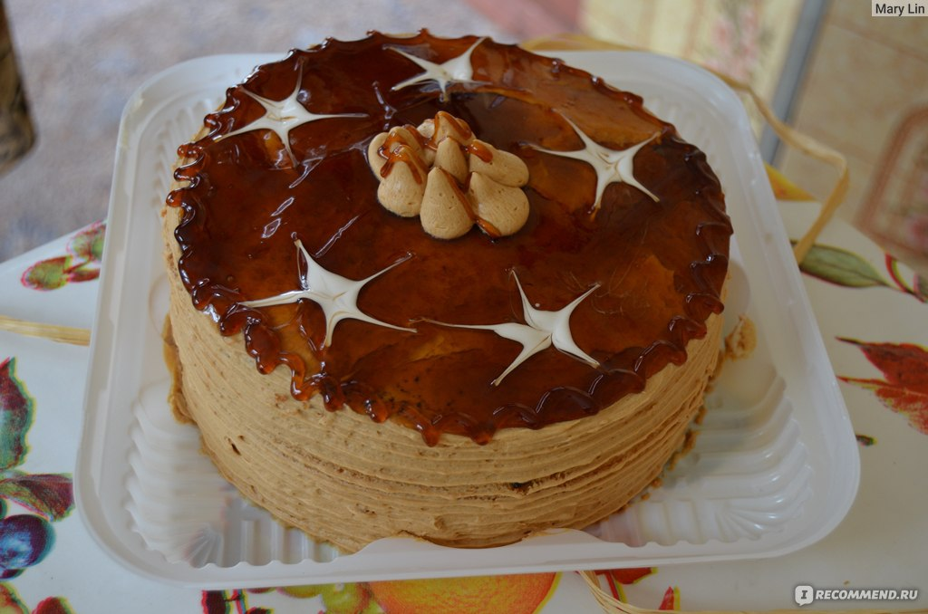 Бабушкин торт рецепт