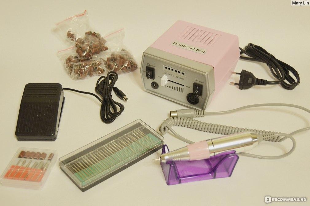 Аппарат для маникюра с алиэкспресс nail drill