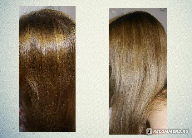 кефир для осветления волос отзывы