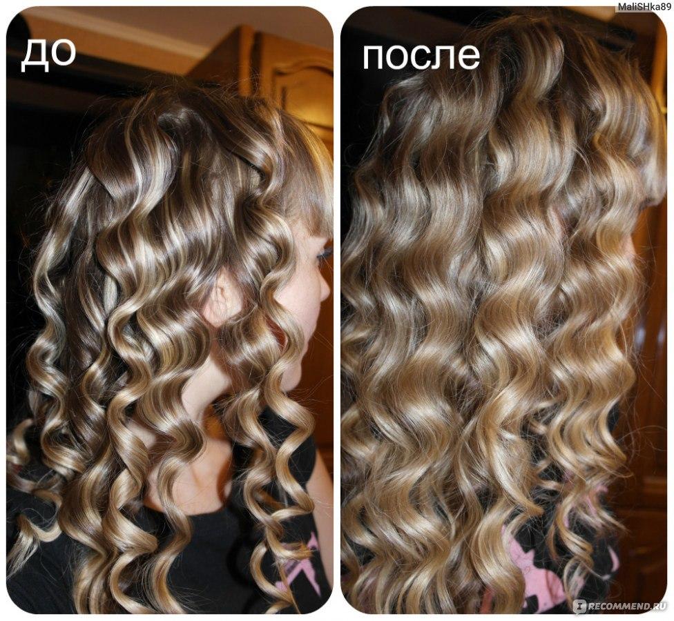 Как муссом сделать волосы кудрявыми волосами