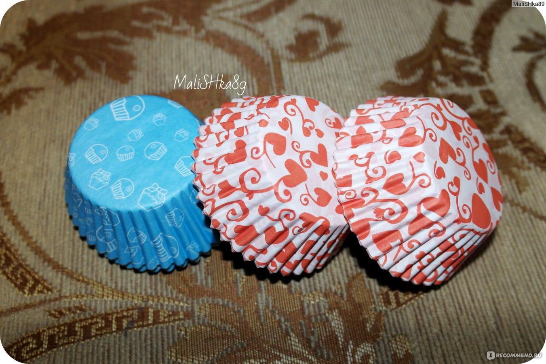 Как сделать кексы в бумажных формах