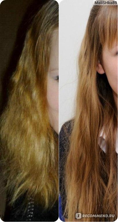 Как сделать пушащиеся волосы гладкими