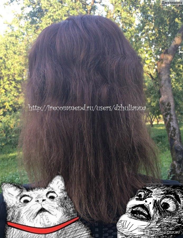 Краска для волос nutrapel colortech