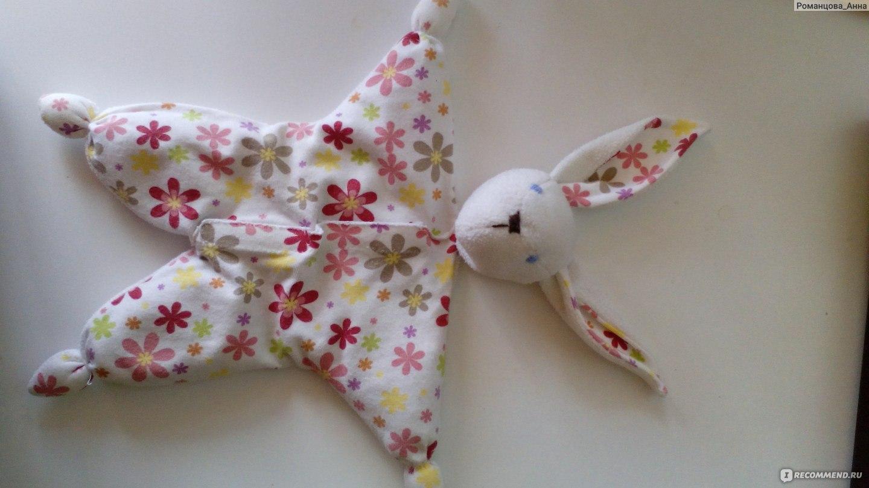 Зайка-сплюшка : выкройка для создания уникальной игрушки 85