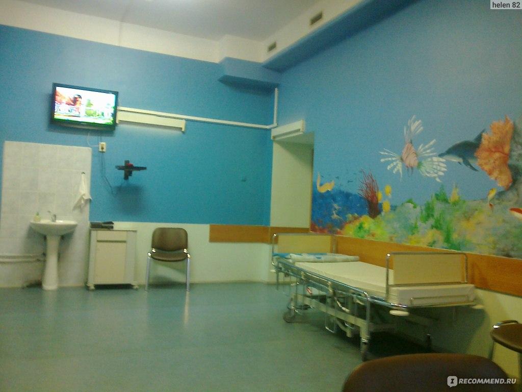 Клиническая больница госпитальная площадь