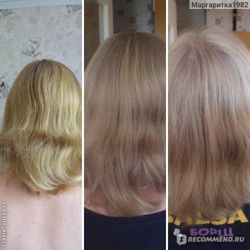Маска для оживления сухих волос