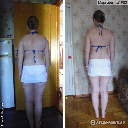 как похудеть в объемах за месяц