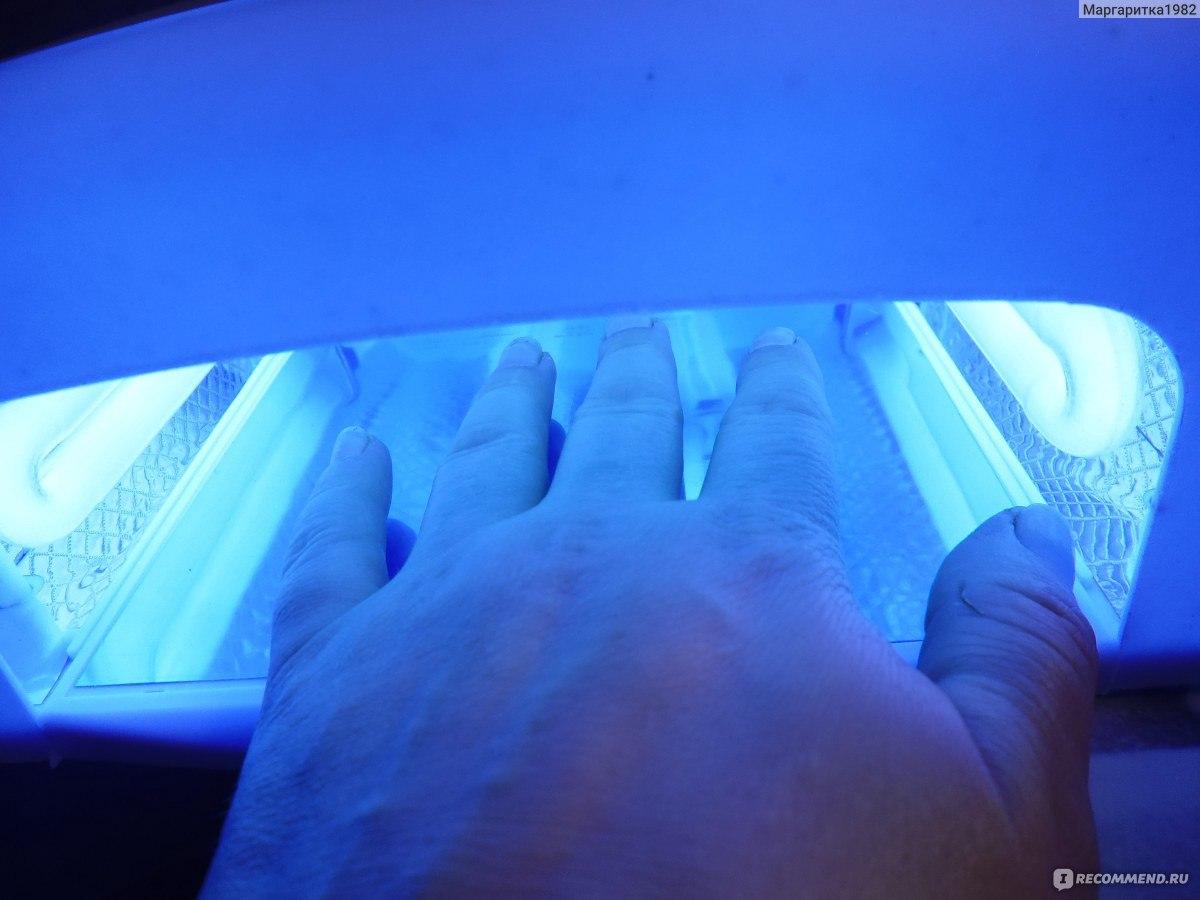 Лампы для нарощенных ногтей