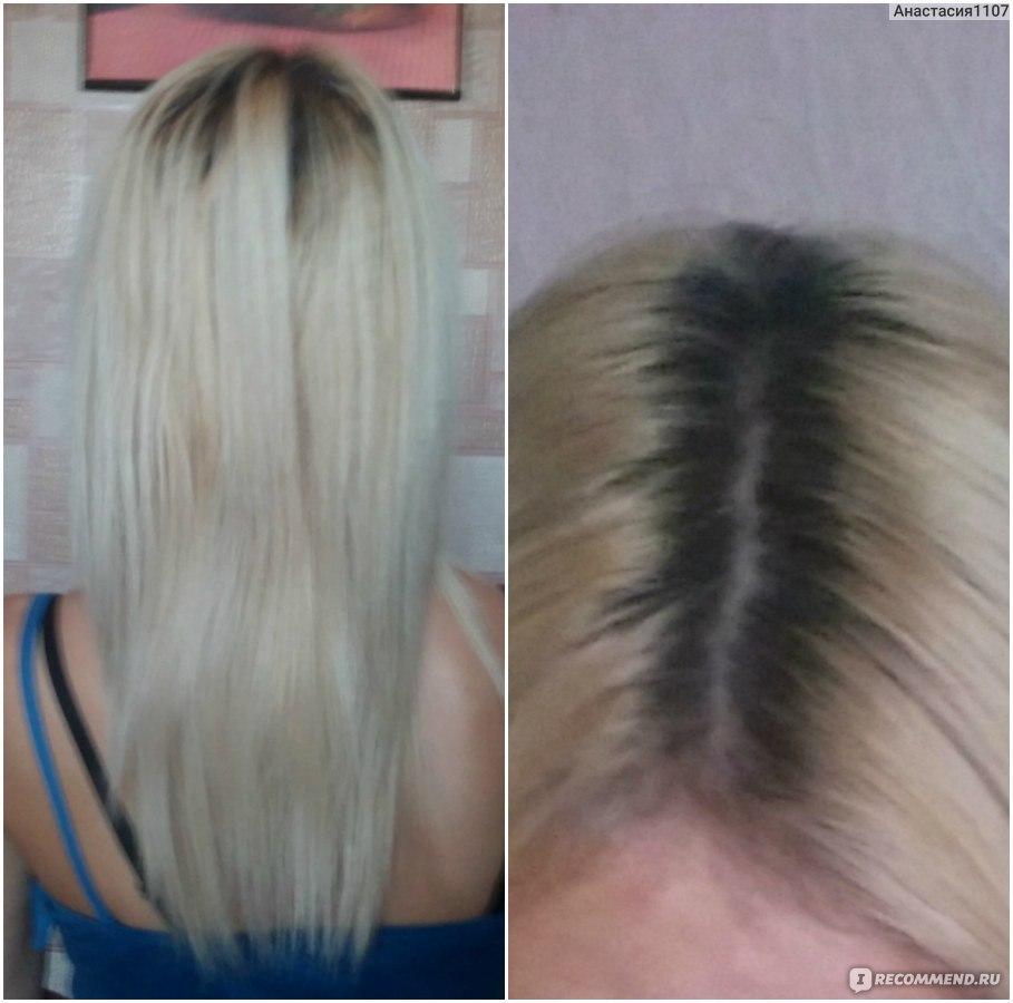 краска для волос холодные оттенки новинка