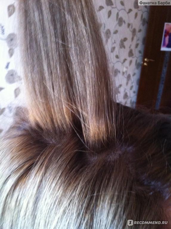аллергия на краску для волос симптомы
