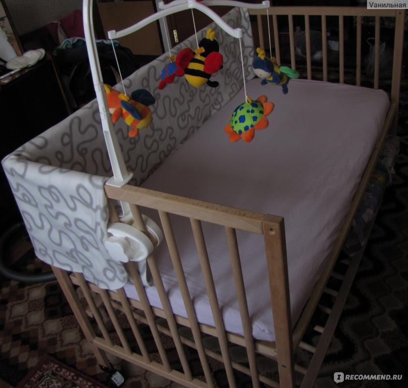 Модернизация детской кроватки своими руками 96