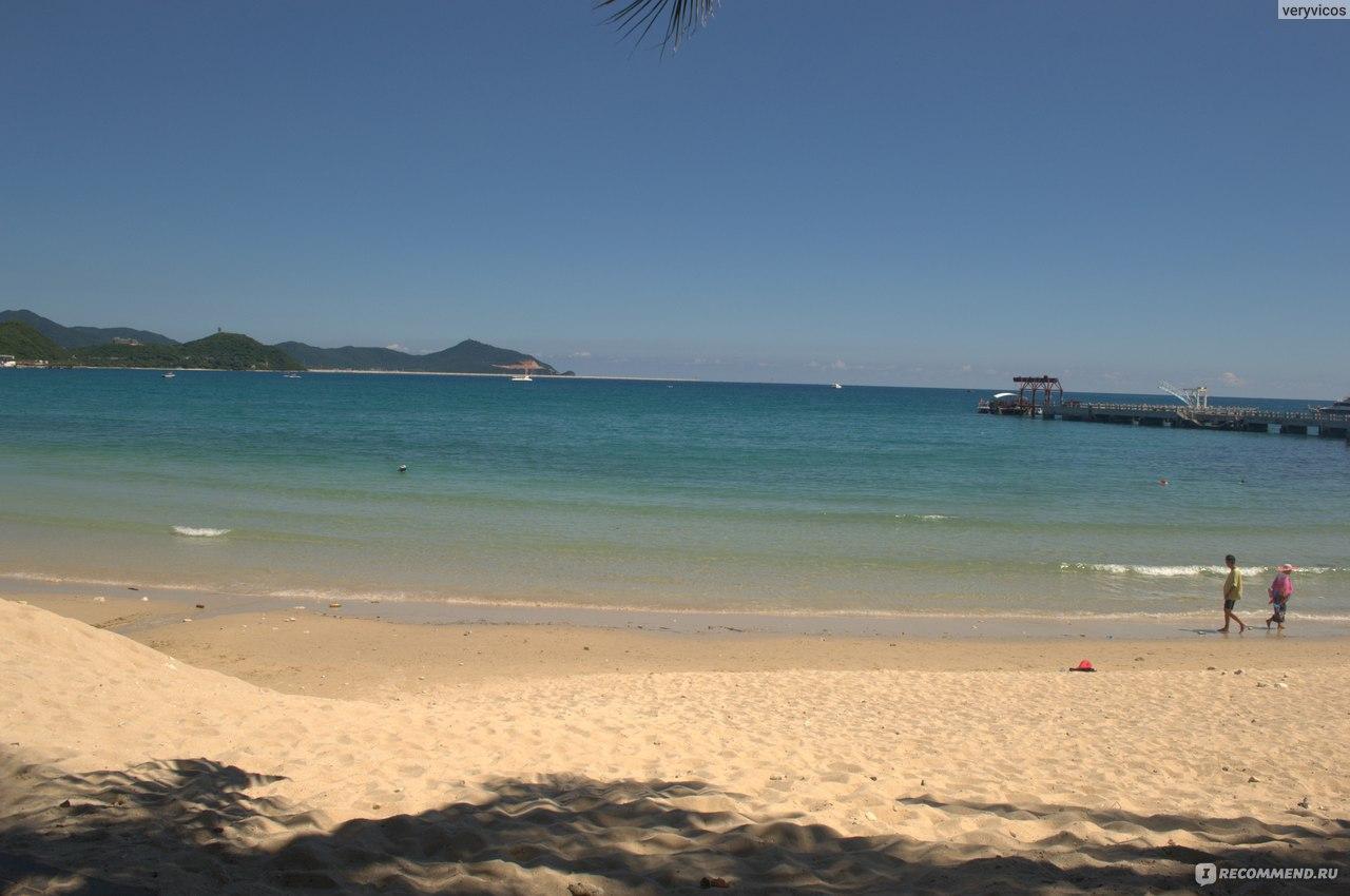 Пляж санья бэй фото