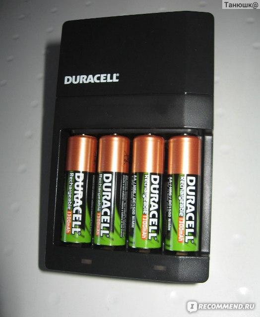 зарядное устройство Duracell Cef14 инструкция - фото 6