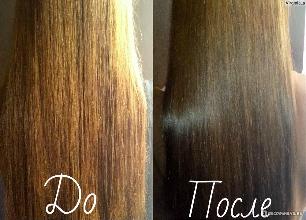 Как покрасить волосы в домашних условиях матриксом 464