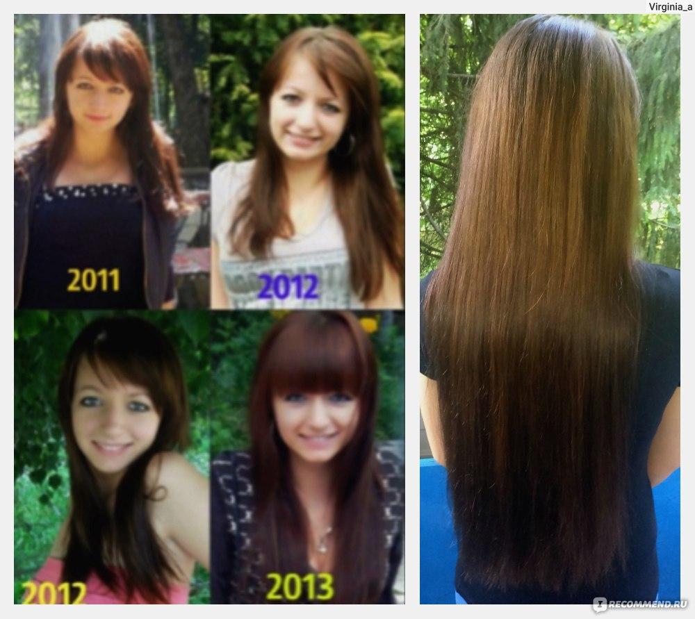 Маска для волос увеличения количества волос