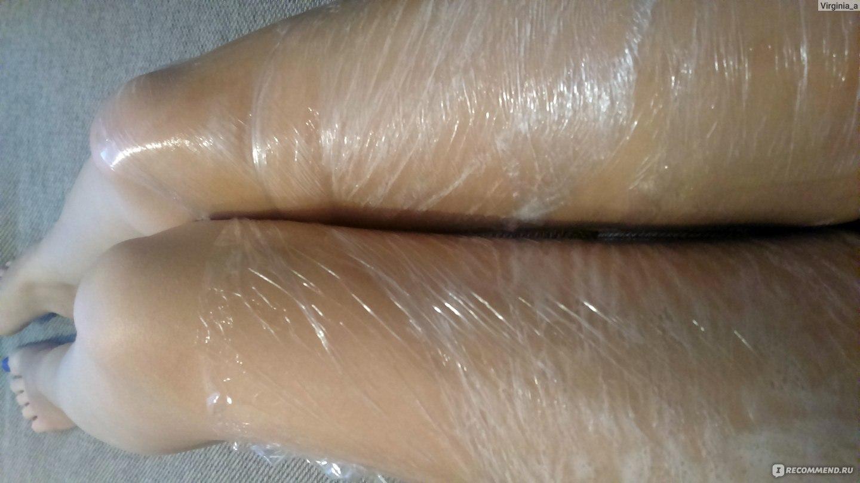 Обертывание от целлюлита в домашних условиях с глиной и
