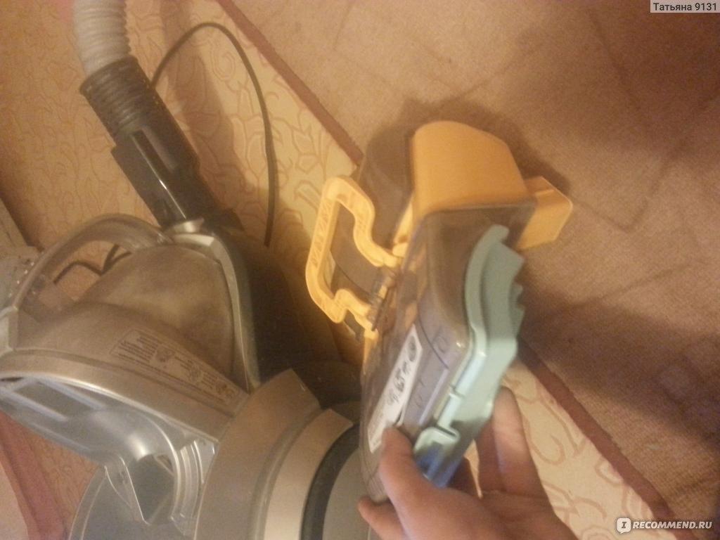 инструкция к пылесосу lg kompressor lite vk89102hu