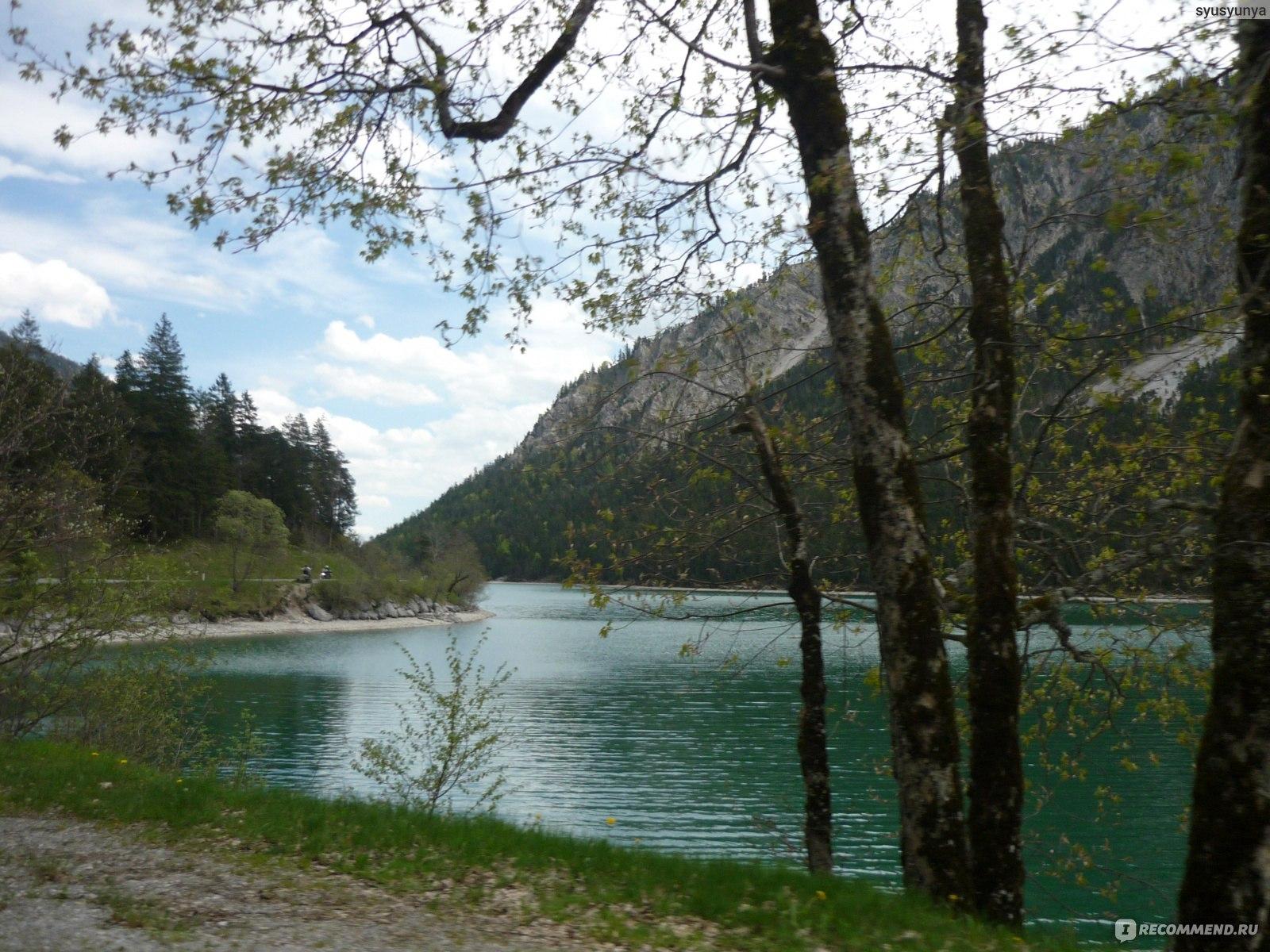 Обои австрия, alps, тироль, austria, tirol, Lake plansee, озеро планзее. Пейзажи foto 9