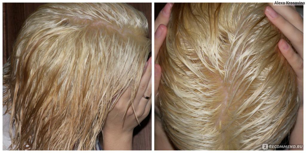 как тонировать блонд