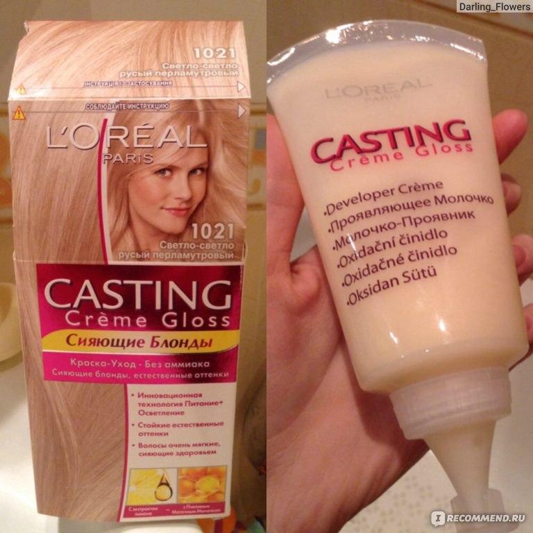 Краска тонировка для волос фото