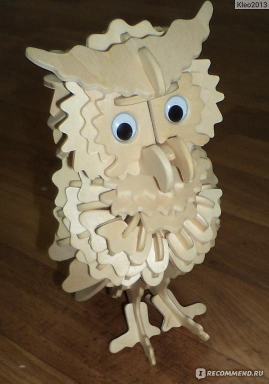 Купила я такой деревянный