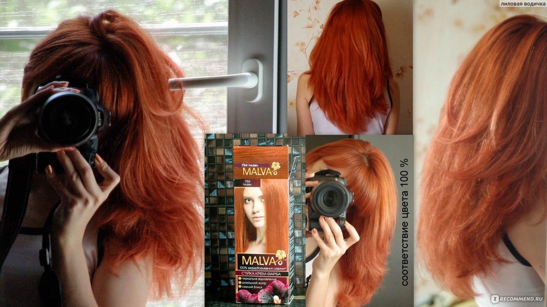 Айрекоменд краска для волос