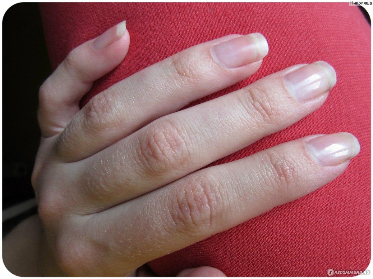 Запечатывание ногтей воском в домашних условиях 800