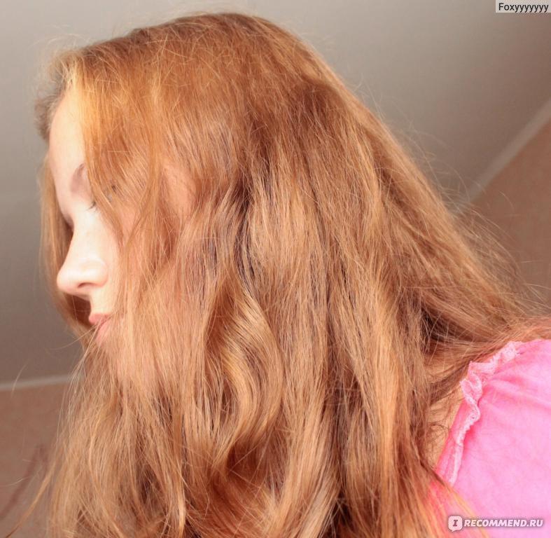 Как выйти из рыжего цвета волос
