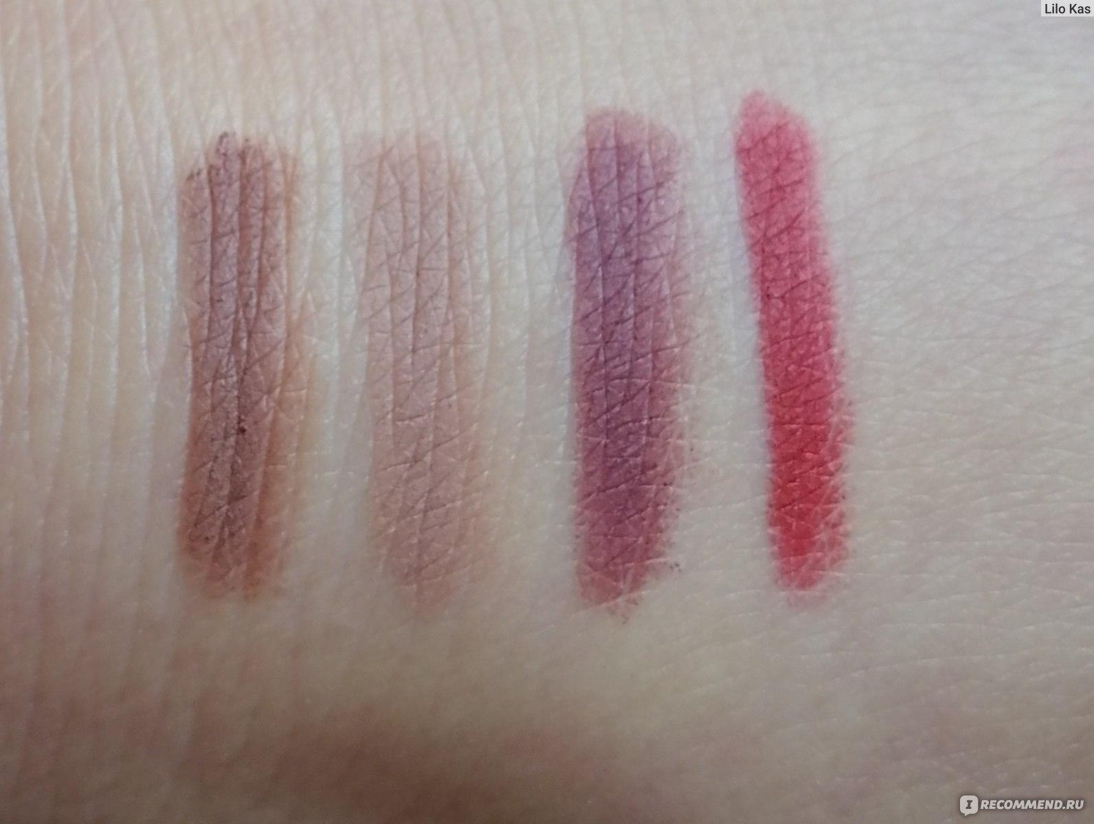 Nyx Lip Lingerie Liquid Lipstick №09 & Nyx Slim Lip Pencil