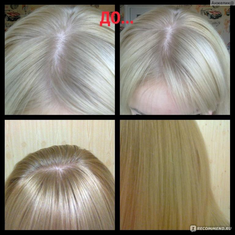 Окрашивание волос краской капус