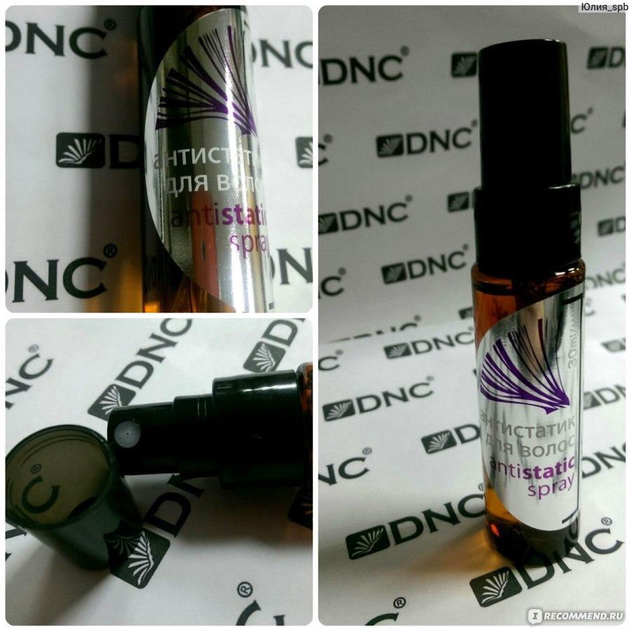 Dnc антистатик для волос спрей
