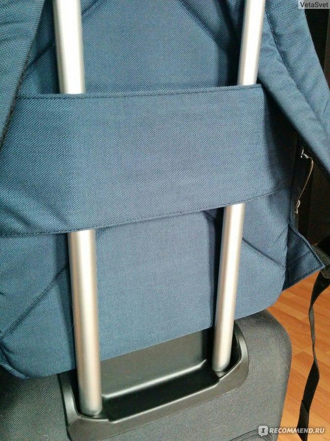 51cb031e5c9a91 Чемодан IKEA УПТЭККА Сумка дорожная на колесах - «Собираетесь в ...