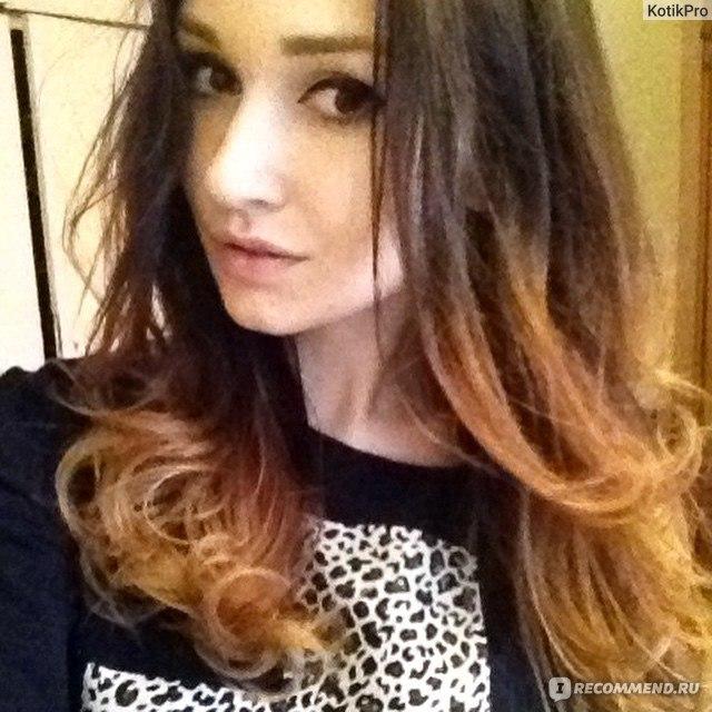 Окрашивание волос омбре и балаяж в чем разница