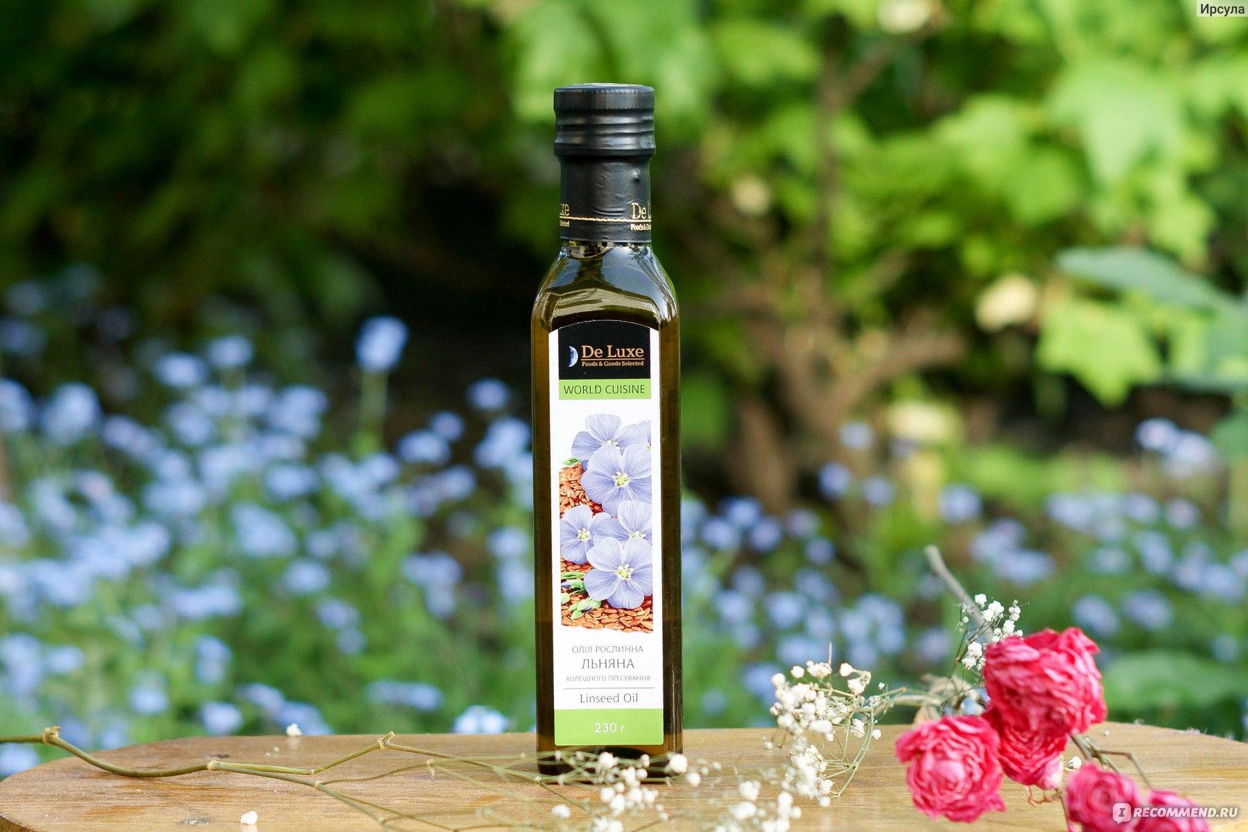 Льняное масло – рецепты для красоты и здоровья волос и кожи